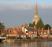 Classic Abingdon by Paul Beet
