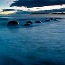 Moeraki Sunrise by Stephen Dickson