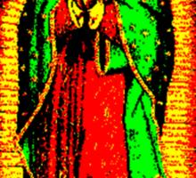 The Virgin Monster Sticker