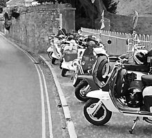 lambretta ride by by sully