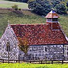 Smallest Church in Wiltshire ~ St Martin's Church by Clive