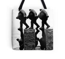 3 Wise Men Tote Bag