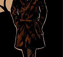 Rorschach In The Dark by Caroline Smalley