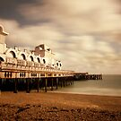 Southsea Pier by Drew Walker