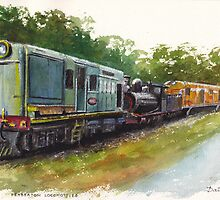 Pemberton Locomotives by Dai Wynn