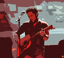 Guitarman - Song of faith by TitusXavier