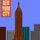 Super New York City by Baardei