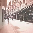Modern Day Melbourne Gone Vintage by cfortunetruth