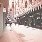 Modern Day Melbourne Gone Vintage by cfortunetruth