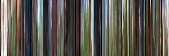Moviebarcode: Watership Down (1978) by moviebarcode