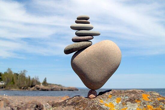 Stack on Balance by Peter Juhl