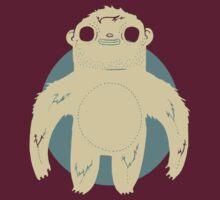 Monkey Bear Monster by Zsuzsa Goodyer