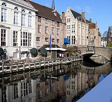 Beautiful Bruges by Rachael Evans