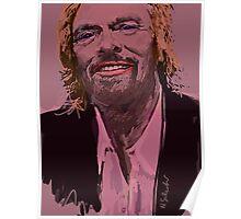 Warhol Branson Poster
