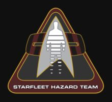 Starfleet Hazard Team Updated Logo Kids Clothes