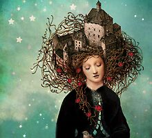 Sleeping beauty's dream by Catrin Welz-Stein