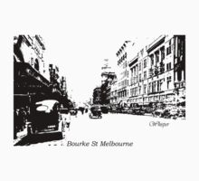 Whisper Bourke St by garts