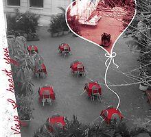 Casco Viejo, I Heart You. by Leebolishus