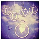 Love ♥ by Sybille Sterk