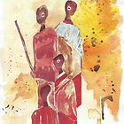 African Women by Maree  Clarkson