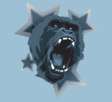 Gorilla by Solloki