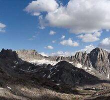 Indian basin wind river range  by windriverrange
