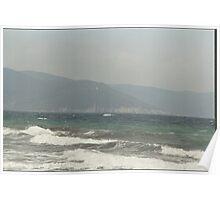 IL MARE .... PIZZOMUNNO -..ITALIA- EUROPA- 1500 VISUALIZZ.2013 ..... Poster