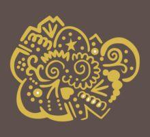 Golden Emblem Kids Clothes