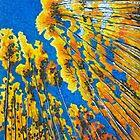 Autumn Crisp - Autumn Tree Painting by Khairzul MG