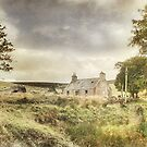 Abandoned Scottish Croft by patrixpix