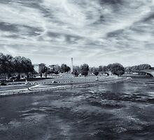 The Rhone by Roberto Pagani