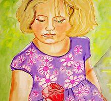 Summer Rosebud by Rusty  Gladdish