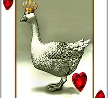 Goose Of Hearts by SuddenJim