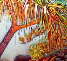 Pandanus Parasol by Jacky Murtaugh