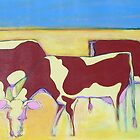 Cow Chow by Karen Gingell