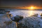 """The Golden Hour"" ∞ Caloundra, QLD - Australia by Jason Asher"