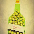 Gooseberry on paper  by Krisztian Sipos