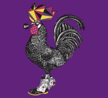 El gallo con botas by annaOMline