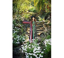 Welcome to the garden. Photographic Print