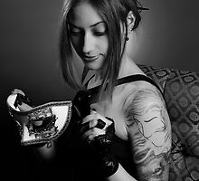 Tattooed Beauty by Krisztian Sipos