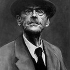 Thomas Mann, writer by Natasa Ristic
