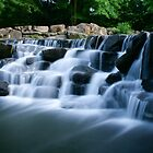 Virginia Cascade by Neil  Pickin