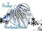 Frohe Weihnachten by Denise Abé