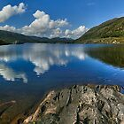Killarney Lakes, Kerry, Ireland by John  Carey