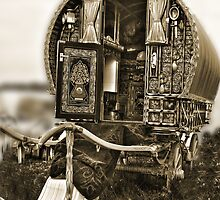 Gypsy Caravan  by Elaine123