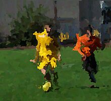 090911 097 0 paint & ink soccer by crescenti