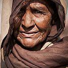 Woman portrait II by Mark Smart