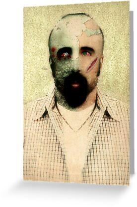 Zombie Want Brainz by Scott Mitchell