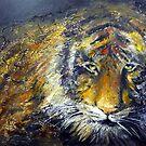 Tiger by Ivana Pinaffo