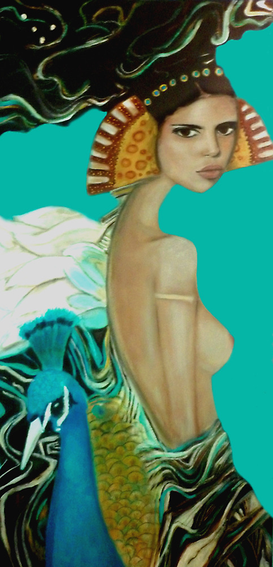 Exotic Vision by Cate Townsend